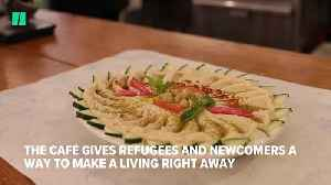 Café Embraces Newcomers By Tweaking A Popular Toronto Slogan [Video]