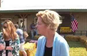 Warren defends Trump 'white supremacist' response [Video]
