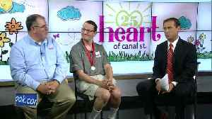 Heart of Canal Street partners with the Special Olympics [Video]