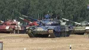 Syria, Iran, and Venezuela take part in Russian tank 'biathlon' [Video]