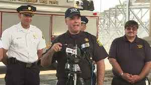 Officials Give Update On Philadelphia Energy Solutions Refinery Fire [Video]