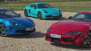 Compared: Supra vs Alpine vs Cayman T