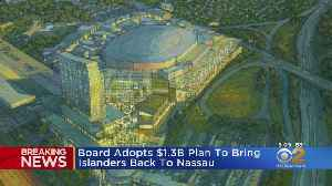 Plan To Build New Complex By Belmont Park Approved [Video]