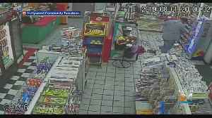 Hollywood Police Searching For Man Who Trashed Convenience Store & Beat Up Clerk [Video]