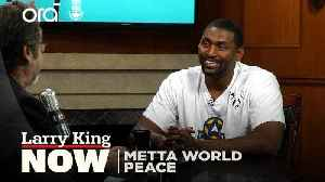 Metta World Peace on his friendship with Lamar Odom [Video]