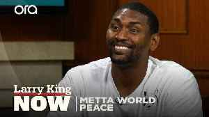 'I like the headcases': Metta World Peace talks giving all kids a chance [Video]