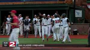 Trail Blazers fall in Game 2 as Mohawks capture franchise's fifth PGCBL title [Video]