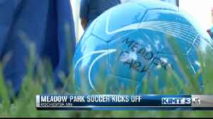 Soccer brings Meadow Park community together [Video]