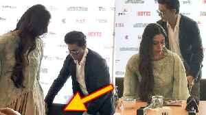 Shahrukh Khan's RESPECT For Tabu With Arjun Kapoor, Karan Johar | IFFM 2019 Melbourne [Video]