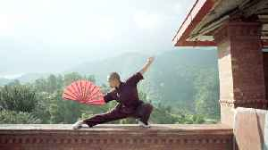 Nepal's Kung Fu Nuns Break Bricks With Their Bare Hands [Video]