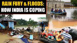 Floods sink large parts of Kerala, Maharashtra & Karnataka | OneIndia News [Video]