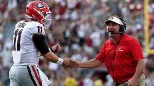 How Did Georgia's Kirby Smart Handle Recent Quarterback Battles? [Video]