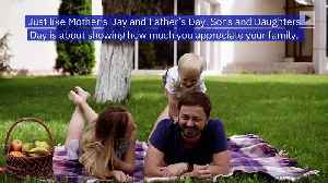 How to Celebrate Sons and Daughters Day (Sunday, August 12) [Video]