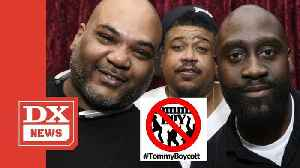 """News video: De La Soul Says Tommy Boy """"Not In Business Of Giving Artists Back Their Masters"""""""