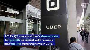 Uber Lost Over $5.2 Billion in 2019's Second Quarter [Video]