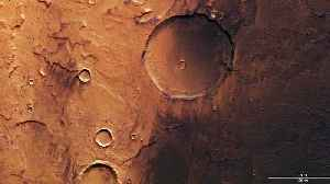 Mars Image Reveals Past Volcanic Activity On Red Planet [Video]