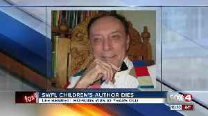 Beloved SWFL children's author passes away [Video]