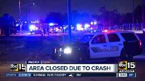 Peoria police investigating crash at 85th/Northern avenues [Video]