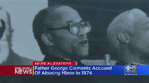 Iconic Priest Fr. George Clements Accused In Abuse Case [Video]