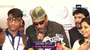 News video: Kabir Bedi, Jackie Shroff express grief on Sushma Swaraj's demise