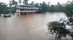 Heavy rains hit Kerala, ops at Kochi airport suspended till Sunday afternoon [Video]