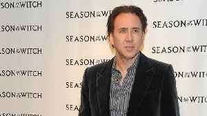 Nicolas Cage Finally Speaks Out About Recent Four Day Marriage [Video]