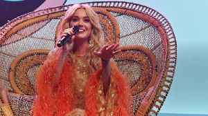 Katy Perry: 'Englishmen are my type' [Video]