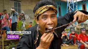 Cultural Sport: The Ancient Indonesian Art of Debus [Video]