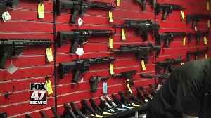 Mayor working to reduce gun violence [Video]