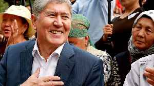 Kyrgyzstan detains Atambayev after deadly skirmish [Video]