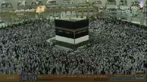 More than two million Muslims in Mecca for hajj pilgrimage [Video]