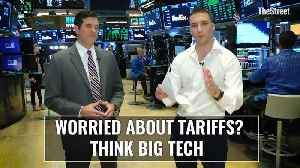 Worried About Tariffs? Why This Trader Likes FAANG, Disney, Adobe [Video]