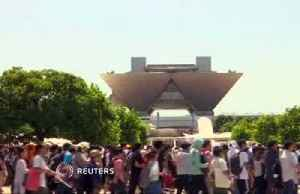 Raging heatwave raises Tokyo Olympics worries [Video]