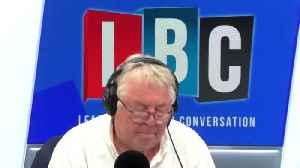 Labour MP Tells LBC No-Deal Brexit Is A Crisis [Video]
