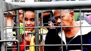 Venezuela-Colombia border: Armed groups abuse migrants [Video]
