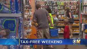 Tax-Free Weekend Kicks Off Across Texas [Video]