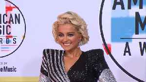 News video: Bebe Rexha excited to meet Jonas Brothers' wives on tour