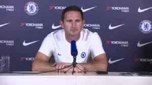 Lampard: No fallout with David Luiz [Video]