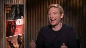 Domhnall Gleeson On The Women Of 'The Kitchen' [Video]