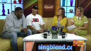 Chatting with Lavar Ball and Kevon Looney [Video]