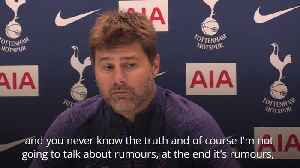 Mauricio Pochettino 'very happy' with squad ahead of new season [Video]