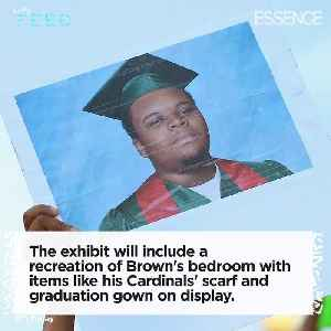 Mike Brown Jr. Five Year Exhibit and Events [Video]