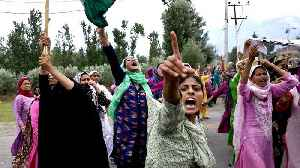 Indian troops fire live rounds to disperse Srinagar protesters [Video]