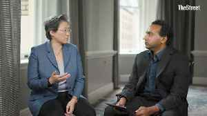 AMD CEO Lisa Su Tells TheStreet Why Her C-Suite Journey Is Far From Over [Video]