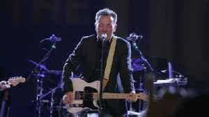 Bruce Springsteen Performs At 'Blinded By The Light' Premiere [Video]