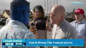Sick-N-Wrong Film Festival returns to Orlando for fourth year [Video]