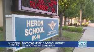 Natomas Unified Loses Appeal Over Ruling Allowing Student Who Brought Airsoft Gun [Video]