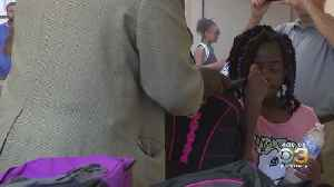 Housing Authority Gives Away 1,500 Backpacks In Annual Program Supported By Philly SEEDS [Video]