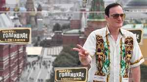 Quentin Tarantino on How 10th and Final Film Will be 'Epilogue-y' | THR News [Video]