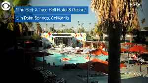 WEB EXTRA: Taco Bell Hotel [Video]